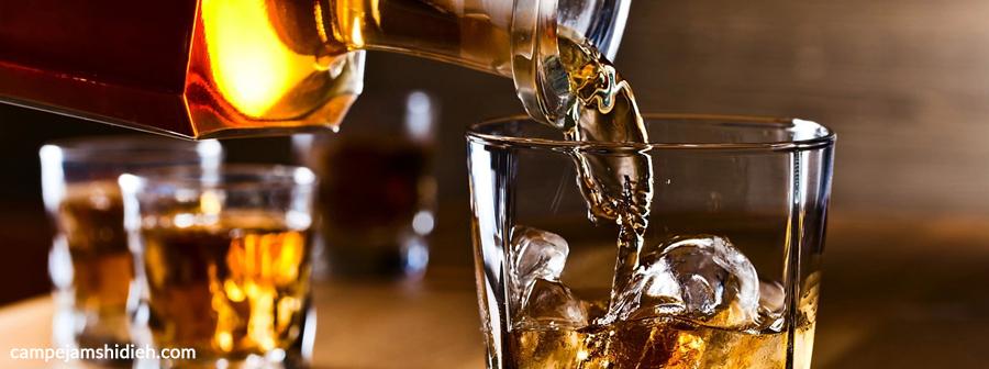 اثرات سوء مصرف الکل